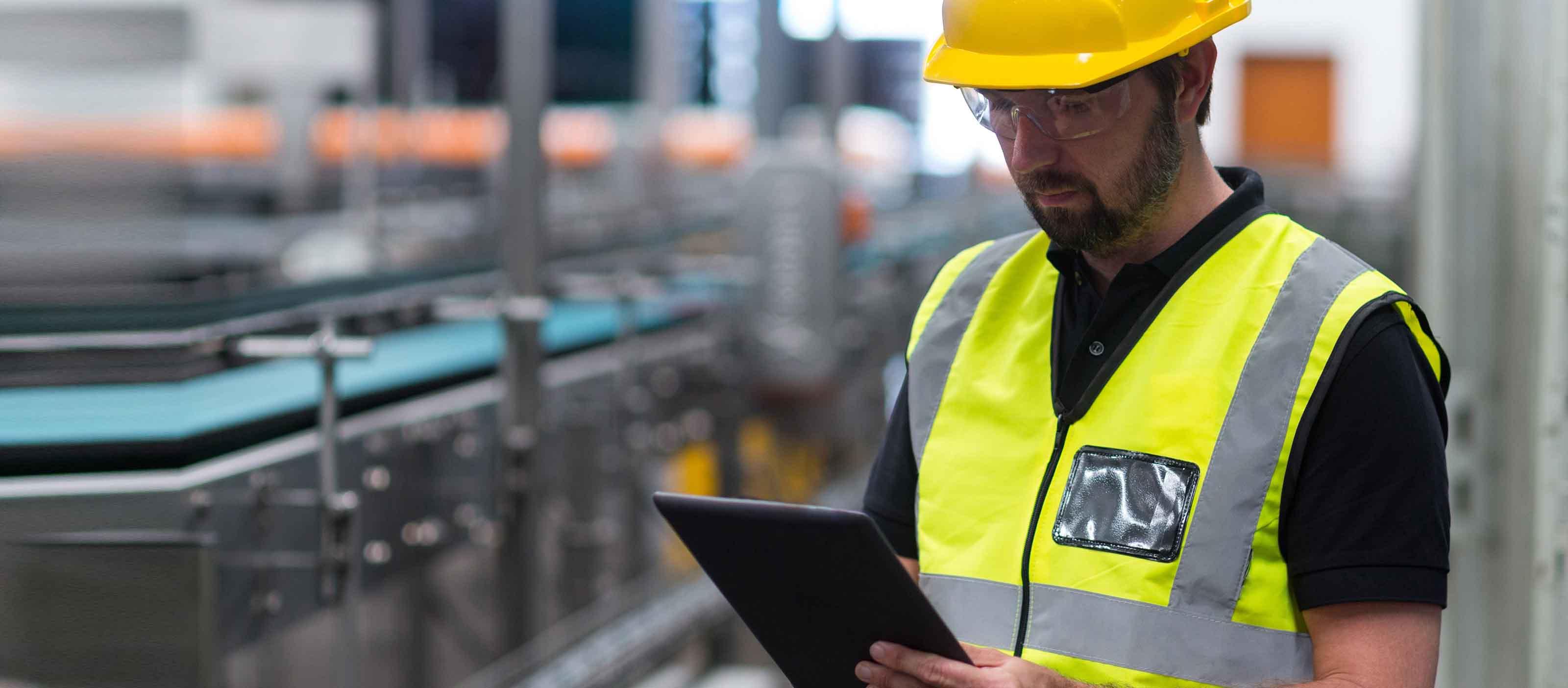 GE Digital software for manufacturing plant operators