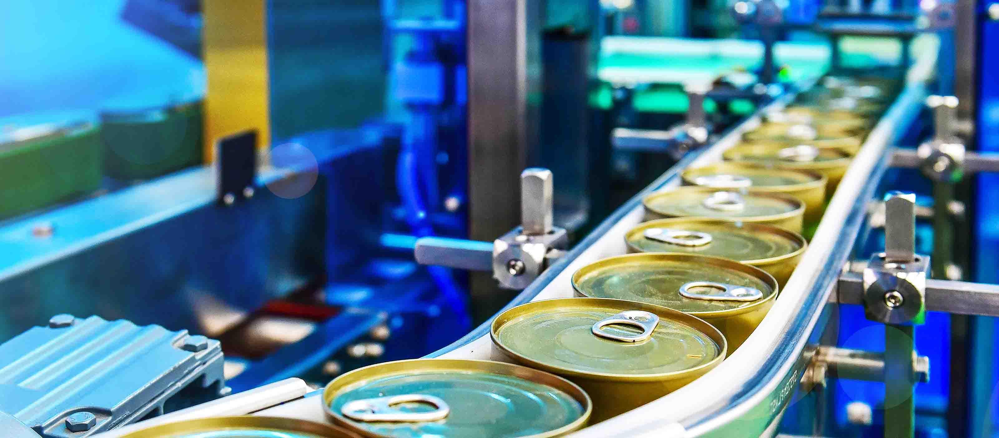 Software for Food & Beverage manufacturers | GE Digital | OEE & MES