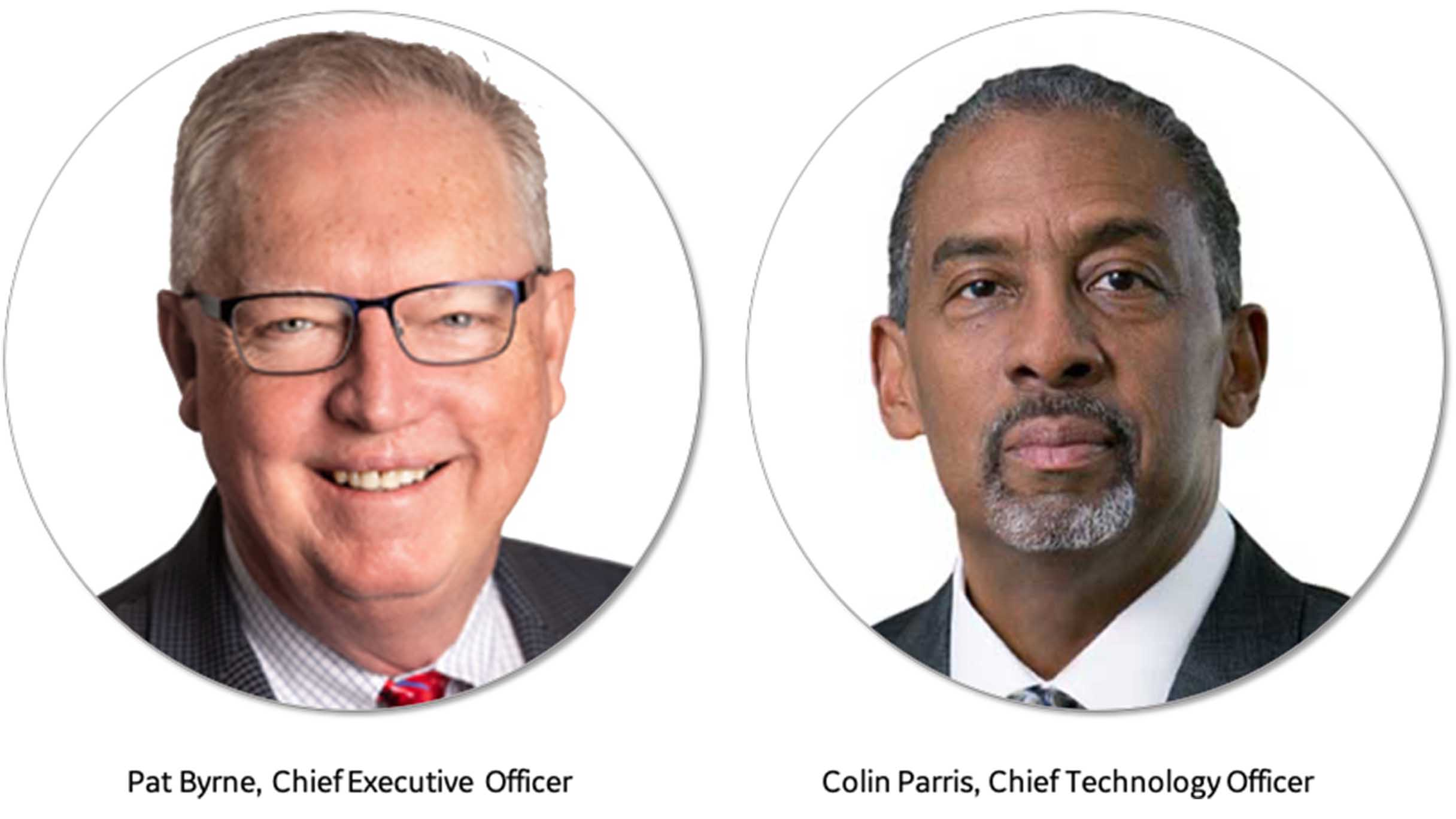 Pat Byrne,CEO and Colin Parris, CTO | GE Digital