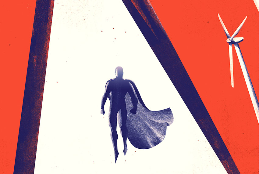 Power Generation | GE Digital Superhero