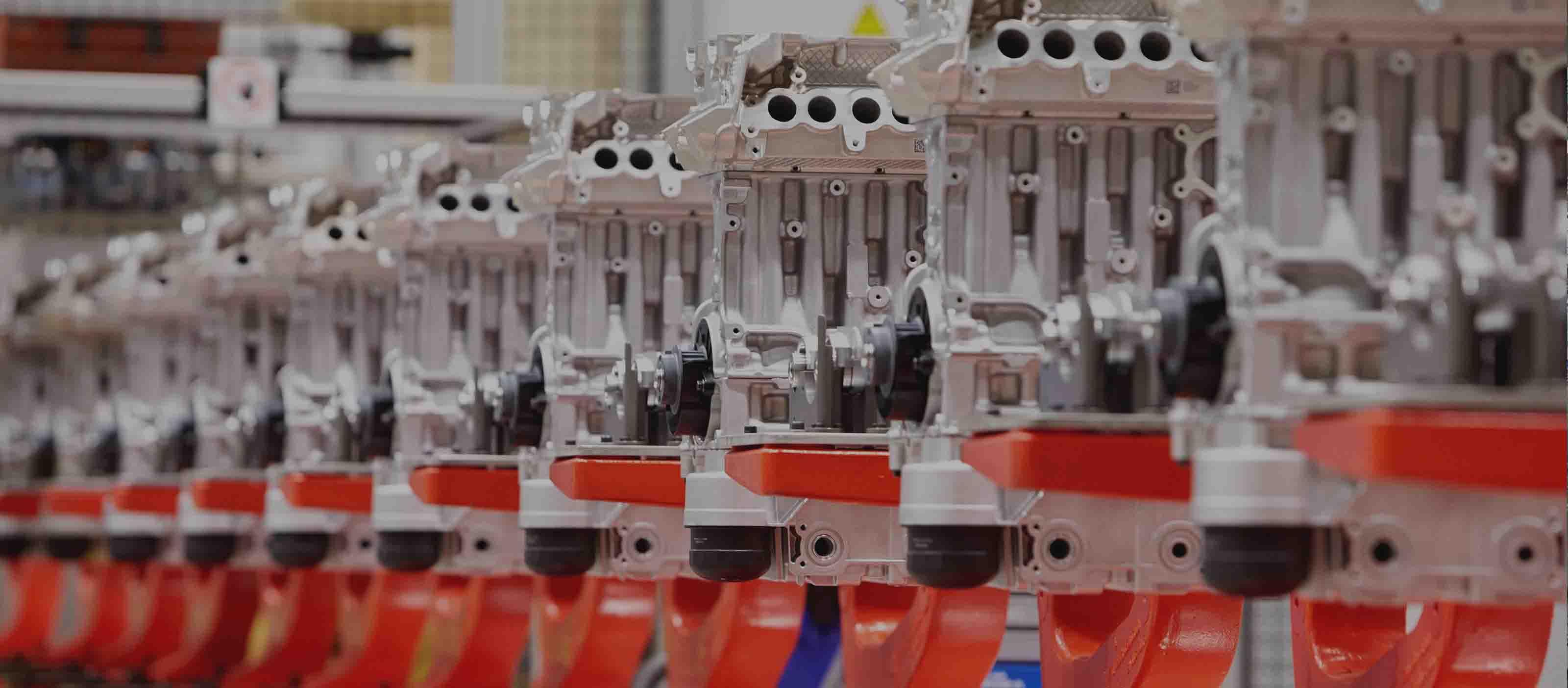 Volvo Car Engine : MES Journey   GE Digital software