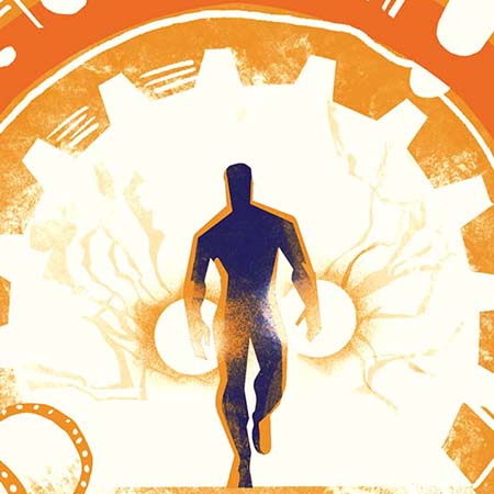 Manufacturing superhero | GE Digital User Conference 2020