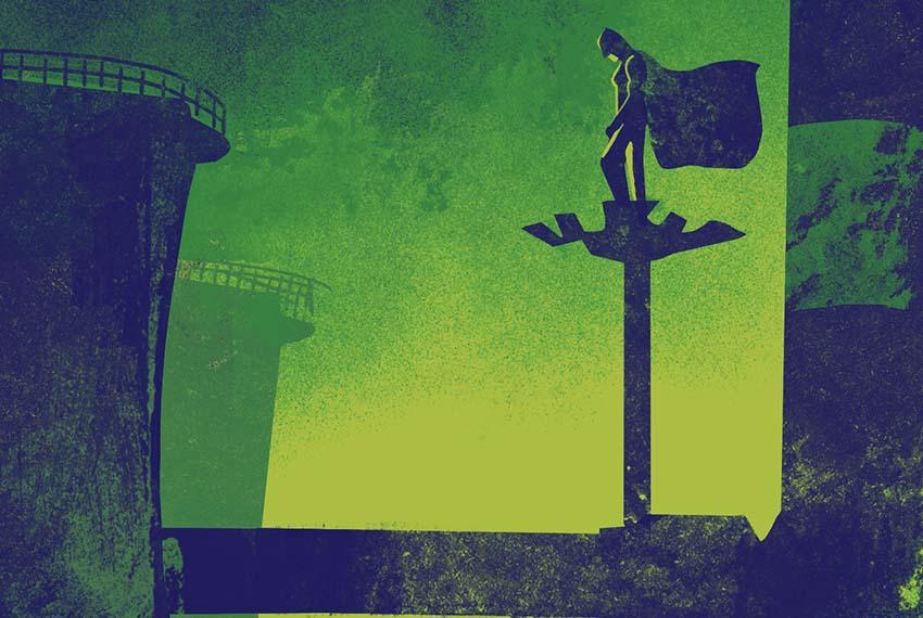 Oil & Gas | GE Digital Superhero