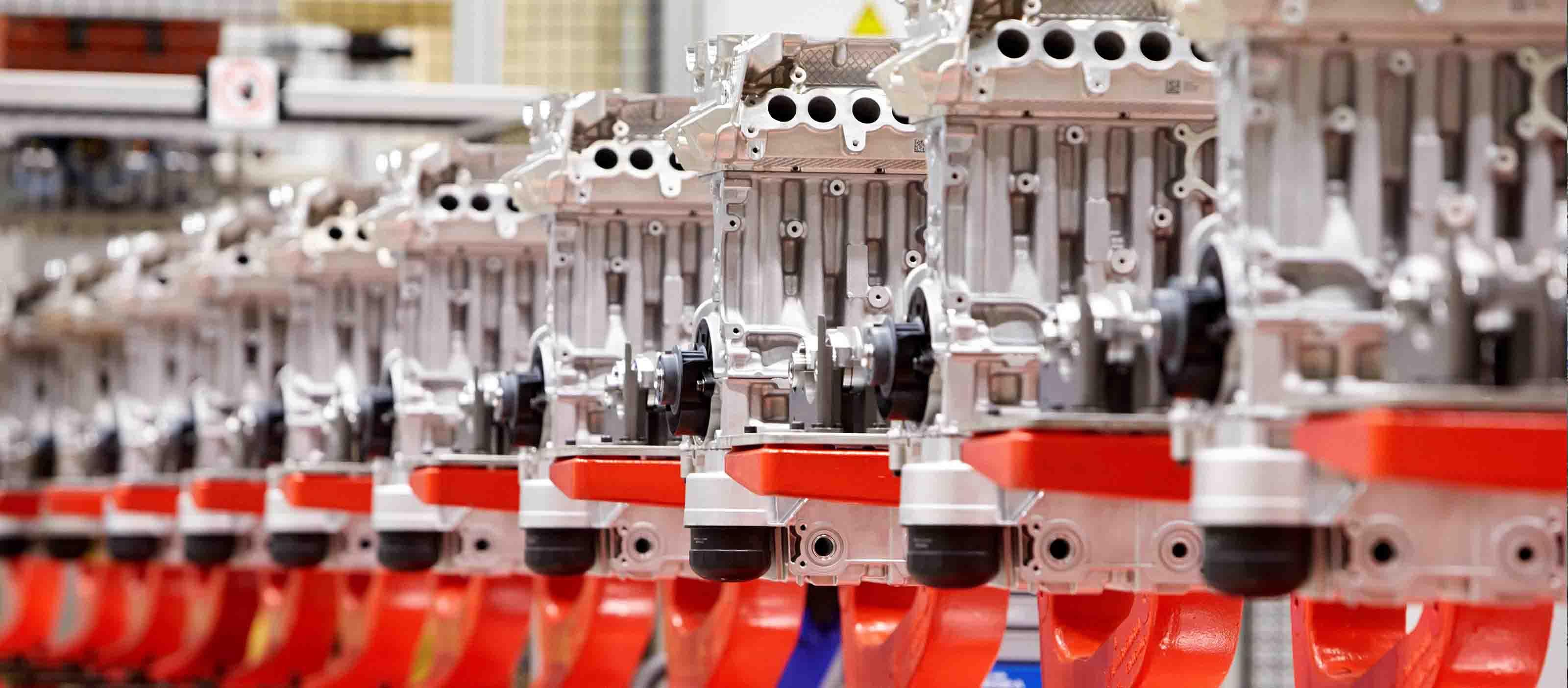 Volvo Car Engine | MES Journey | GE Digital MES Software