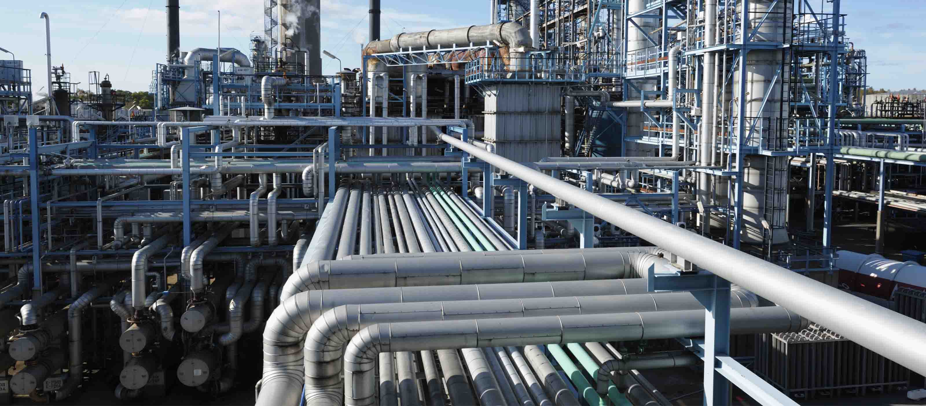 Oil and Gas pipelines | Software for petrochemical industry | GE Digital