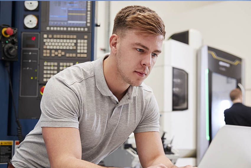 Industrial Engineers use Proficy Operations Hub