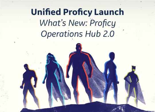 Proficy Operations Hub | GE Digital