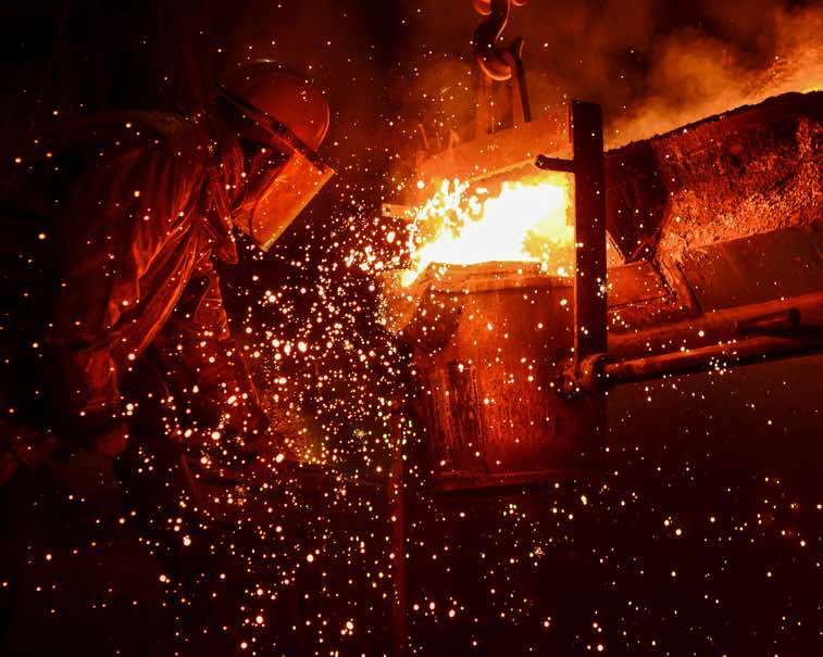 Software to help optimize metal and steel production | GE Digital