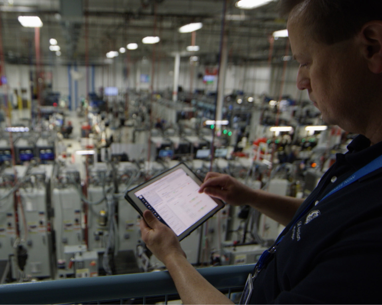 Manufacturing Data Cloud | GE Digital