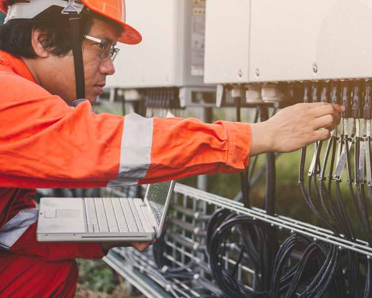 Services for Utilities and Telecoms | GE Digital