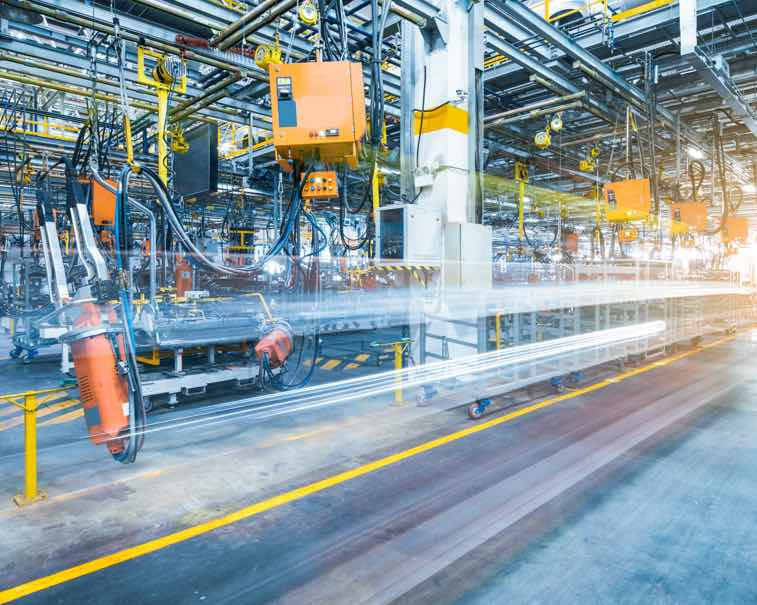 Experience the future of automotive manufacturing | GE Digital