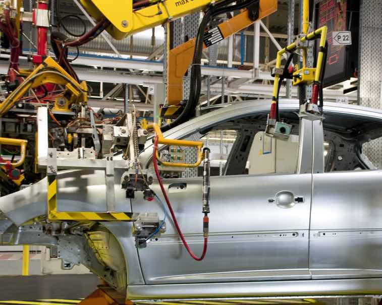 Manage industrial time series and A&E data | GE Digital software for Automative