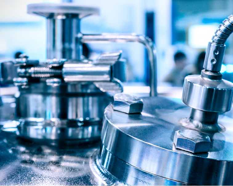 HMI/SCADA for pharma manufacturing | GE DIgital