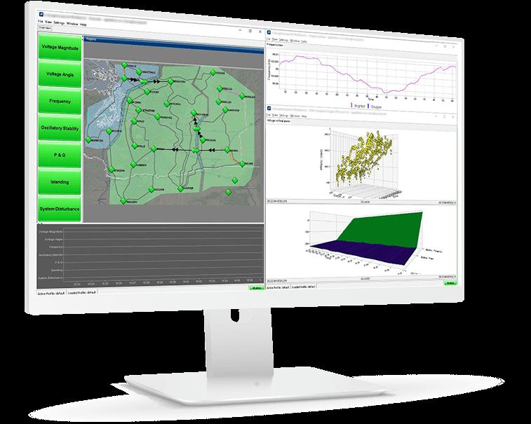 Transmission software | AEMS | GE Digital