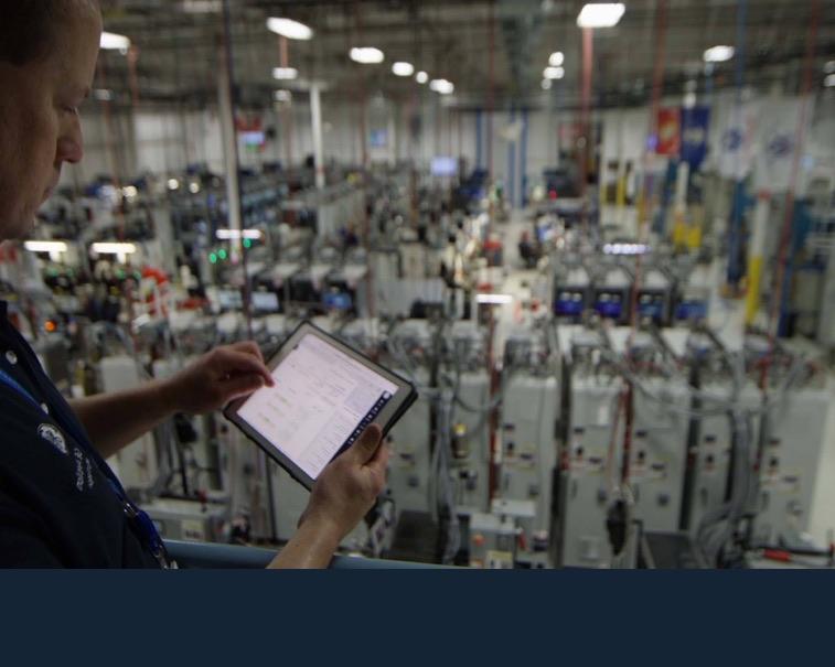 Manufacturing Data Cloud | GE Digital