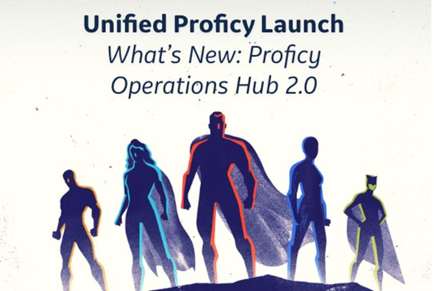 Unified Proficy Launch Webinar Series   Proficy Operations Hub   GE Digital