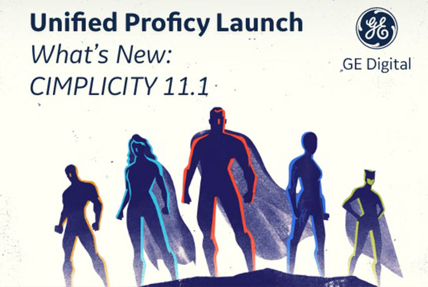 CIMPLICITY HMI/SCADA Provides Plant-Wide Visualization | Unified Proficy Launch Webinar