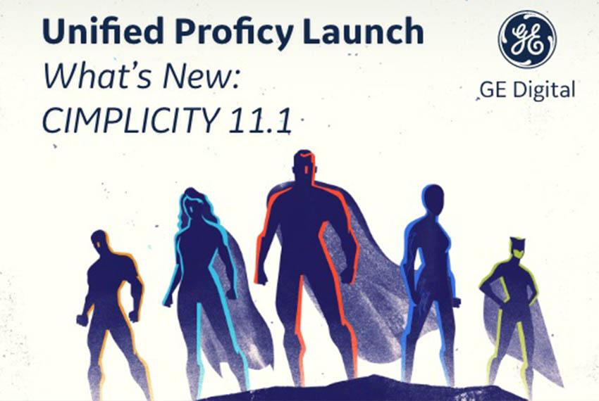 CIMPLICITY HMI/SCADA Provides Plant-Wide Visualization   Unified Proficy Launch Webinar