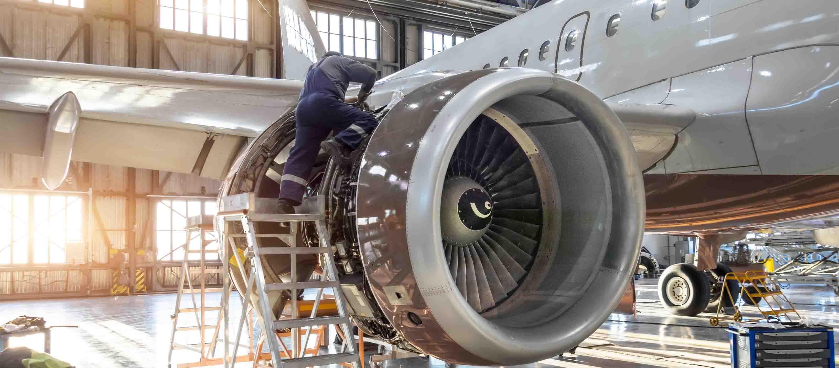 Maintenance aided by GE Digital software to help meet Aviation sustainability targets