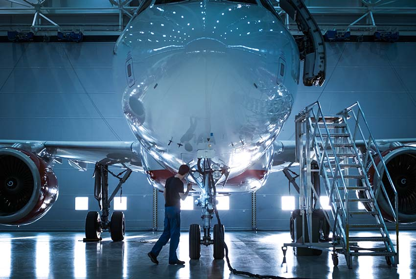 Maintenance Insight software from GE Digital helps aviation reduce operational disruptions