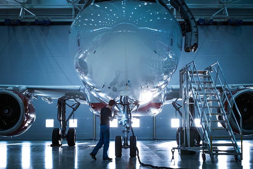 aircraft maintenance planning | aviation predictive maintenance | GE Digital