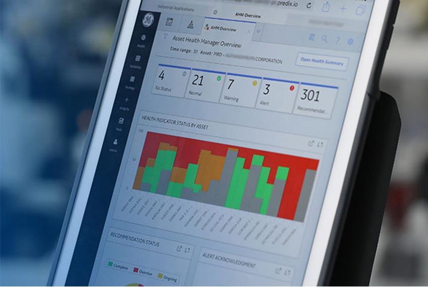 Asset Performance Management software for reduced operational risks | GE Digital