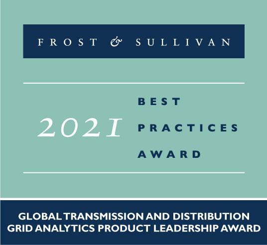 Frost & Sullivan Recognize GE Digital Global Transmission and Distribution, Grid Analytics