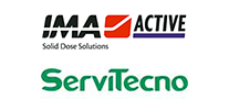 IMA Active and ServiTecno logos | GE Digital customer story