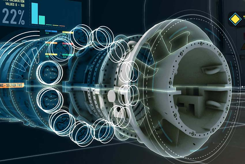 Digital twin technology with applied advanced analytics and machine learning