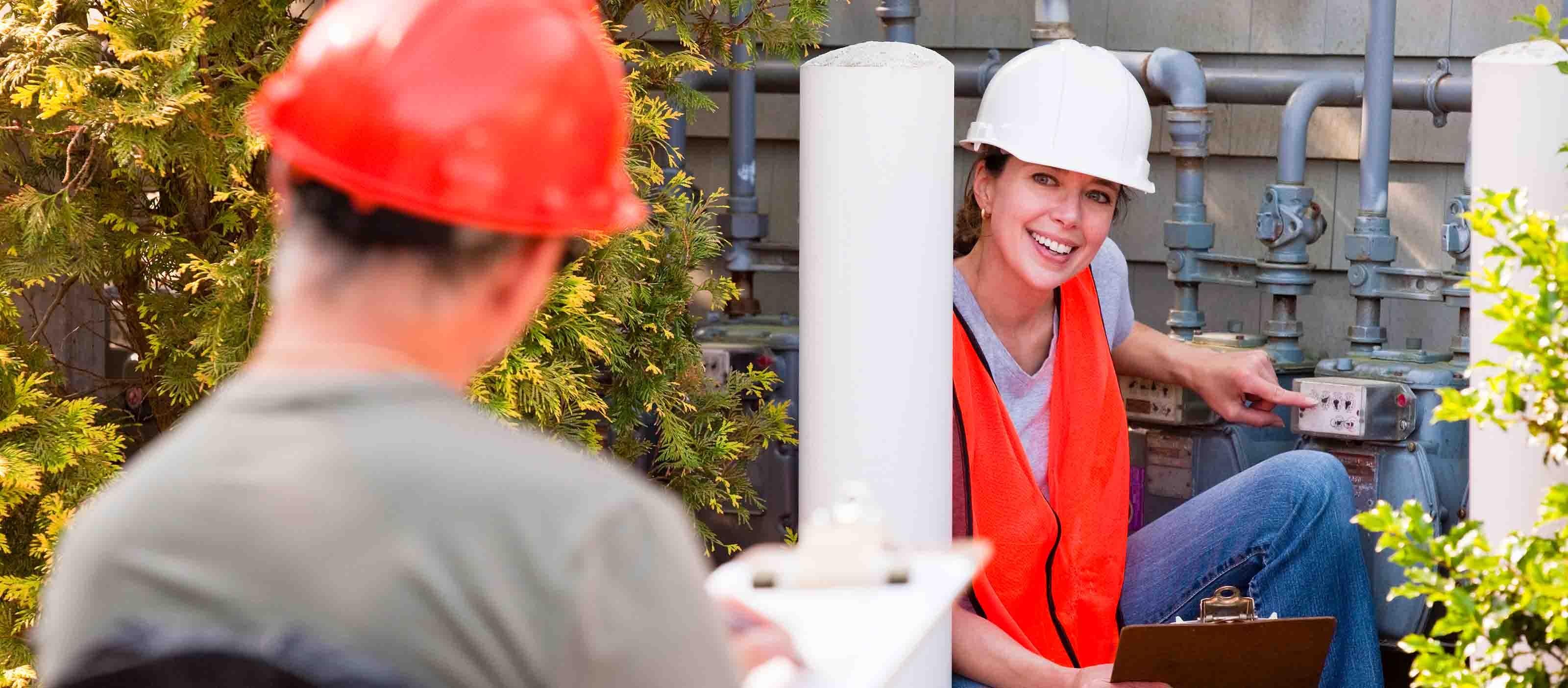 Gas Distribution Office provides geospatial assistance for gas distribution