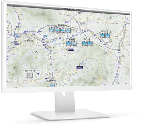 K-water uses GE Digital's iFIX HMI/SCADA software to control water resources