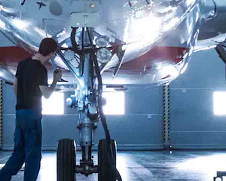 Stay ahead of aircraft maintenance issues before they become costly disruptions