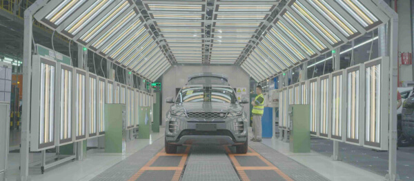 CJLR uses Predix MES on their manufacturing floor | GE Digital