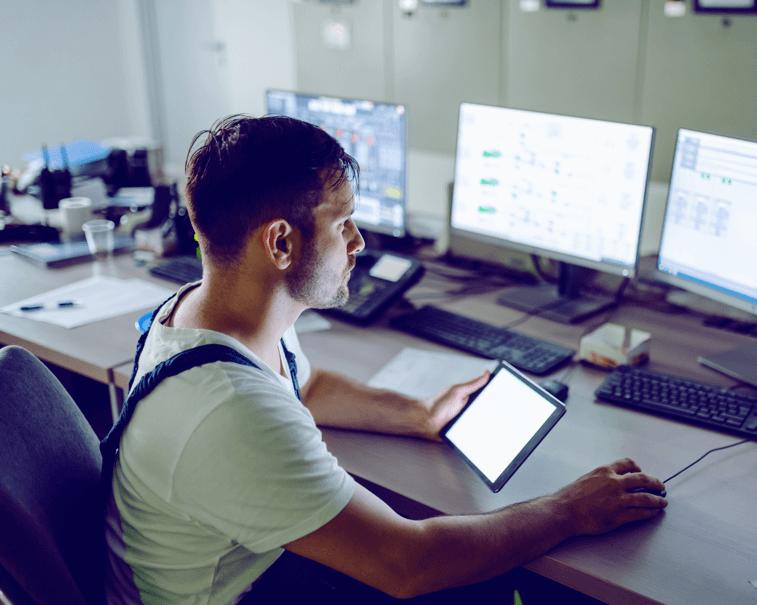 Advanced Market Management System (AMMS) | GE Digital