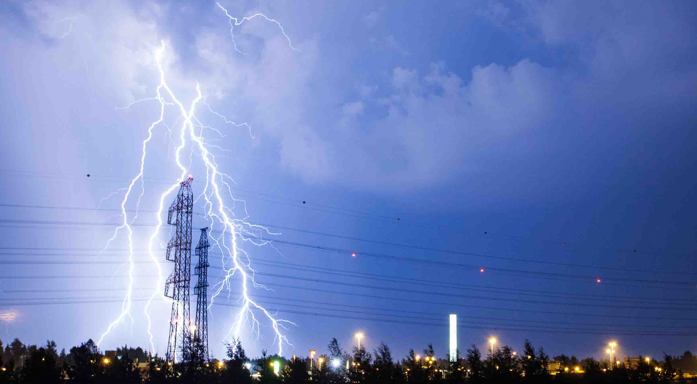 Power Outage Prediction | GE Digital Grid Analytics software