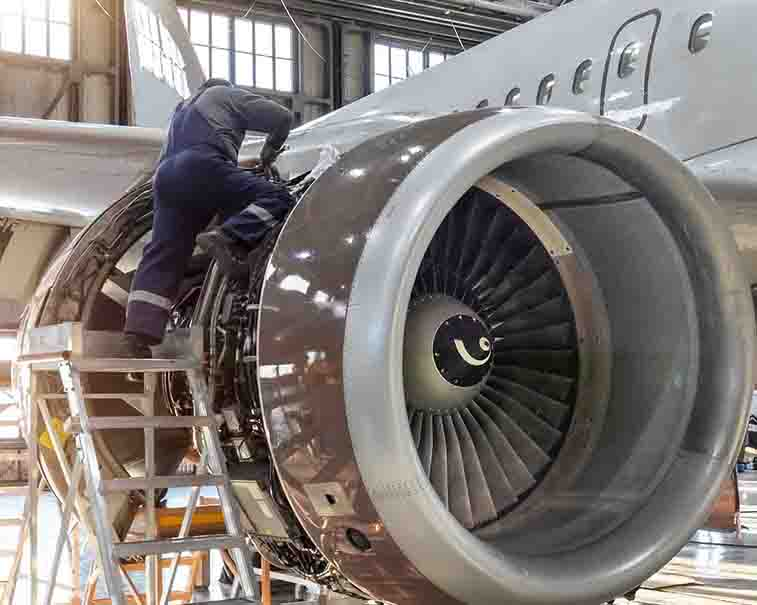 Empowering sustainability in Aviation | Green fuel and fuel efficiency | GE Digital