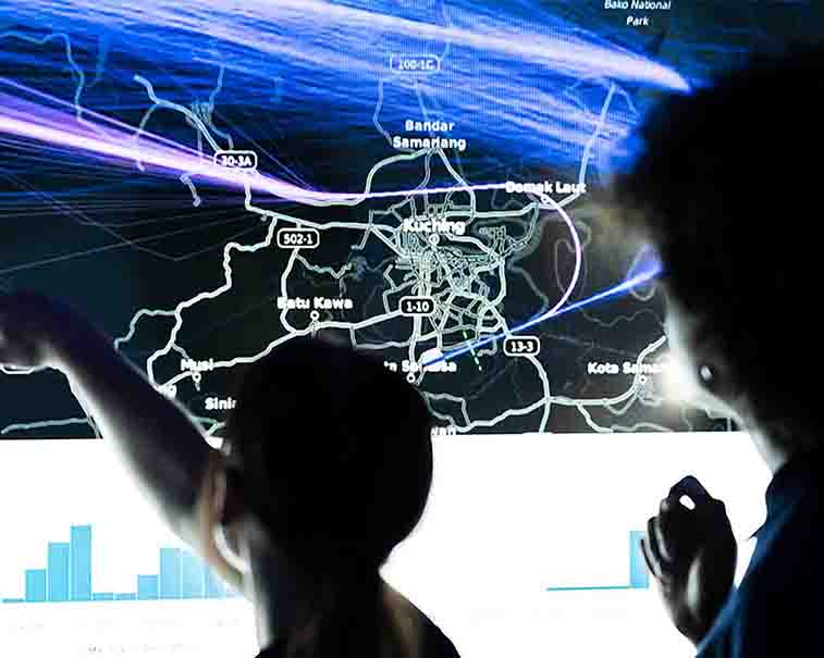 Navigation services helps increase airspace efficiency | GE Digital