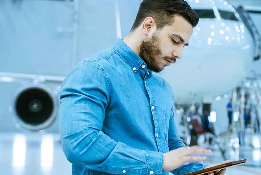 Asset Transfer Records software to managed leased information for Airlines