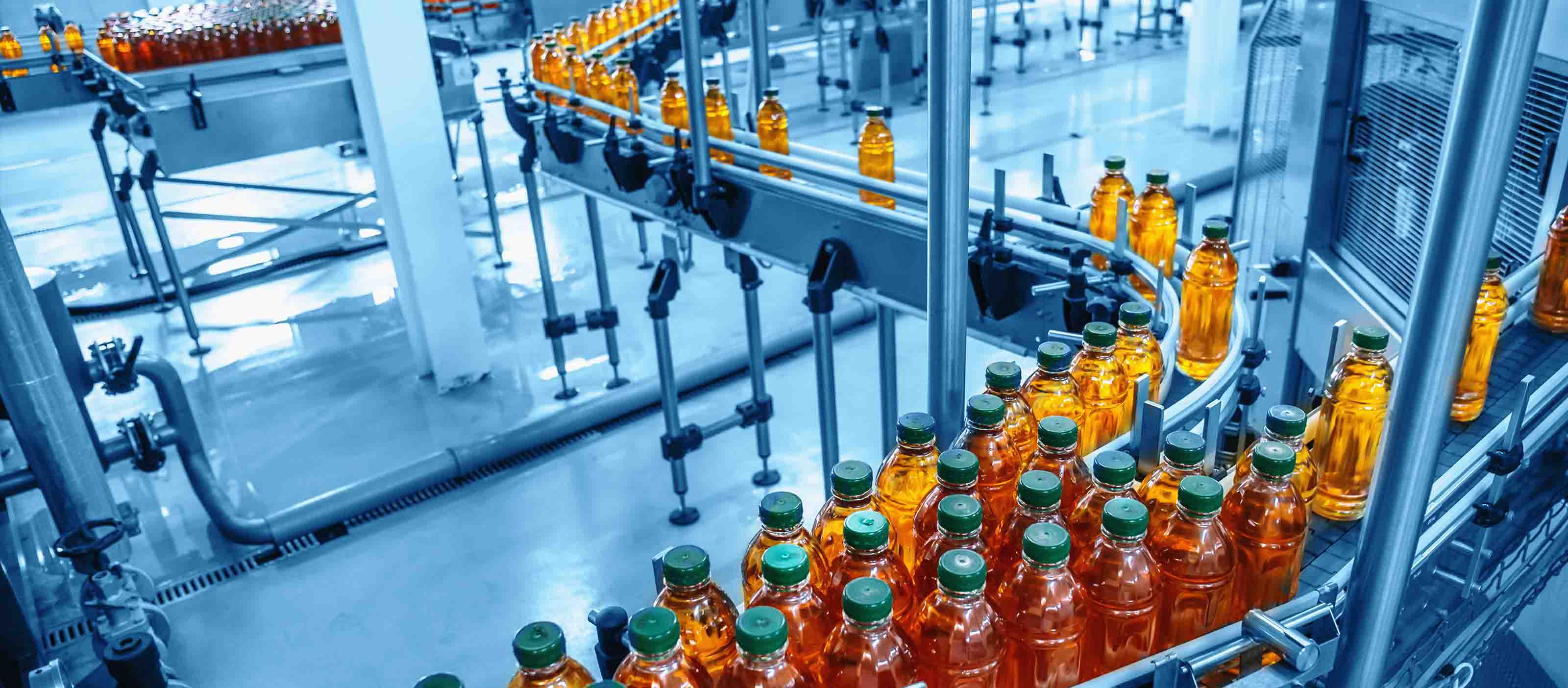 Manufacturing software for food&beverage and CPG operations