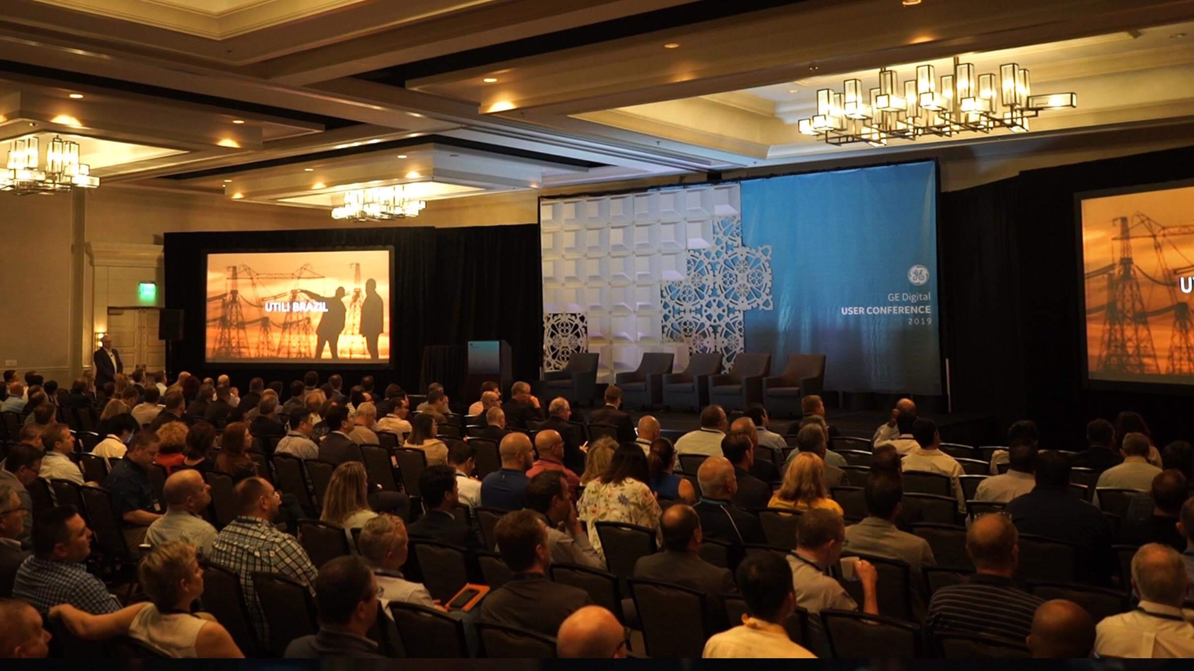 GE Digital User Conference   2019