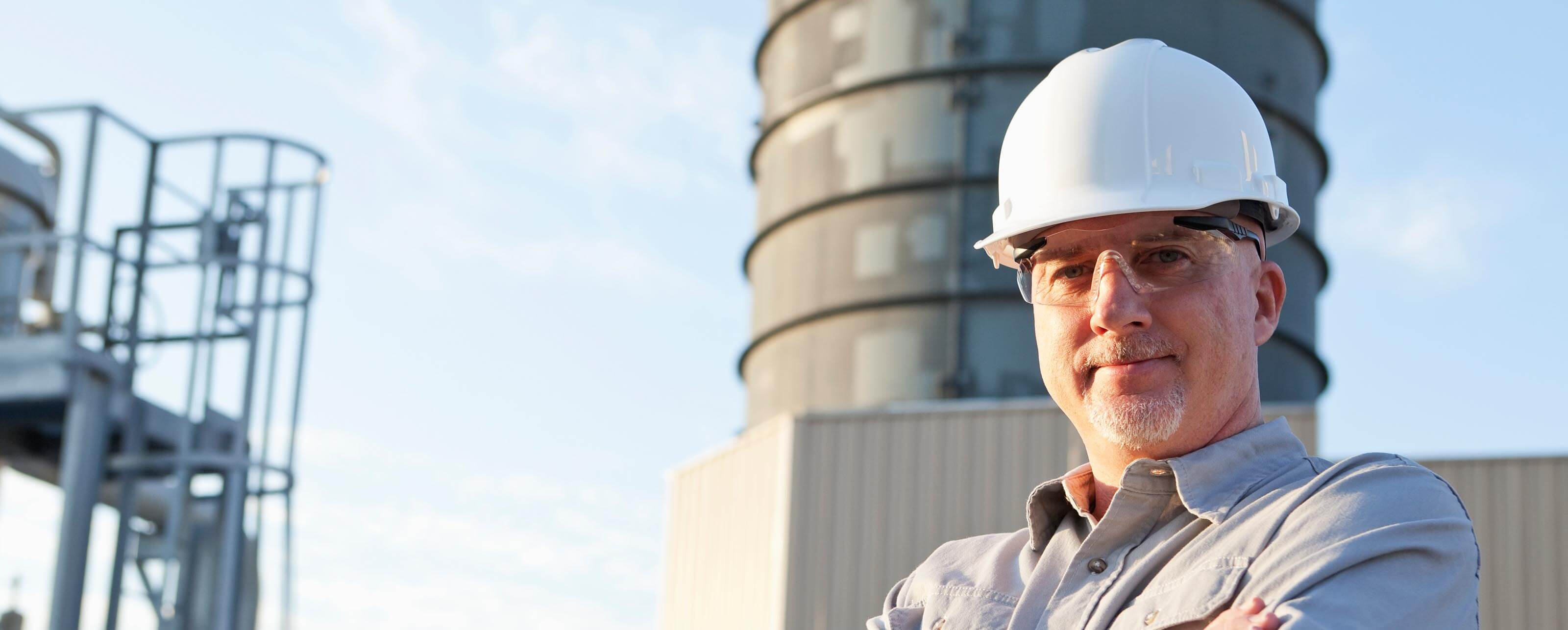 Power generation utility engineer uses GE software for operations