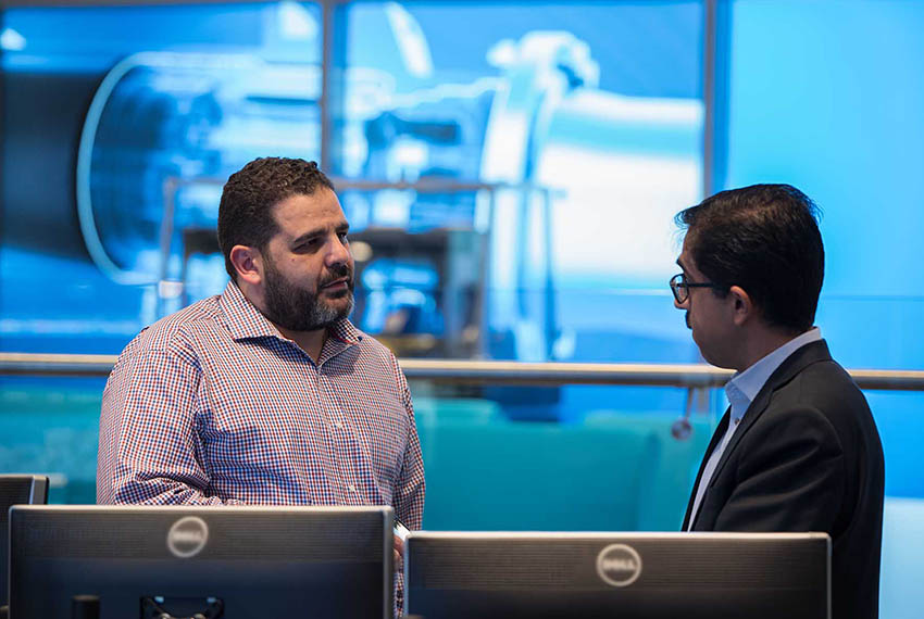 Working with customers and analysts at GE Digital