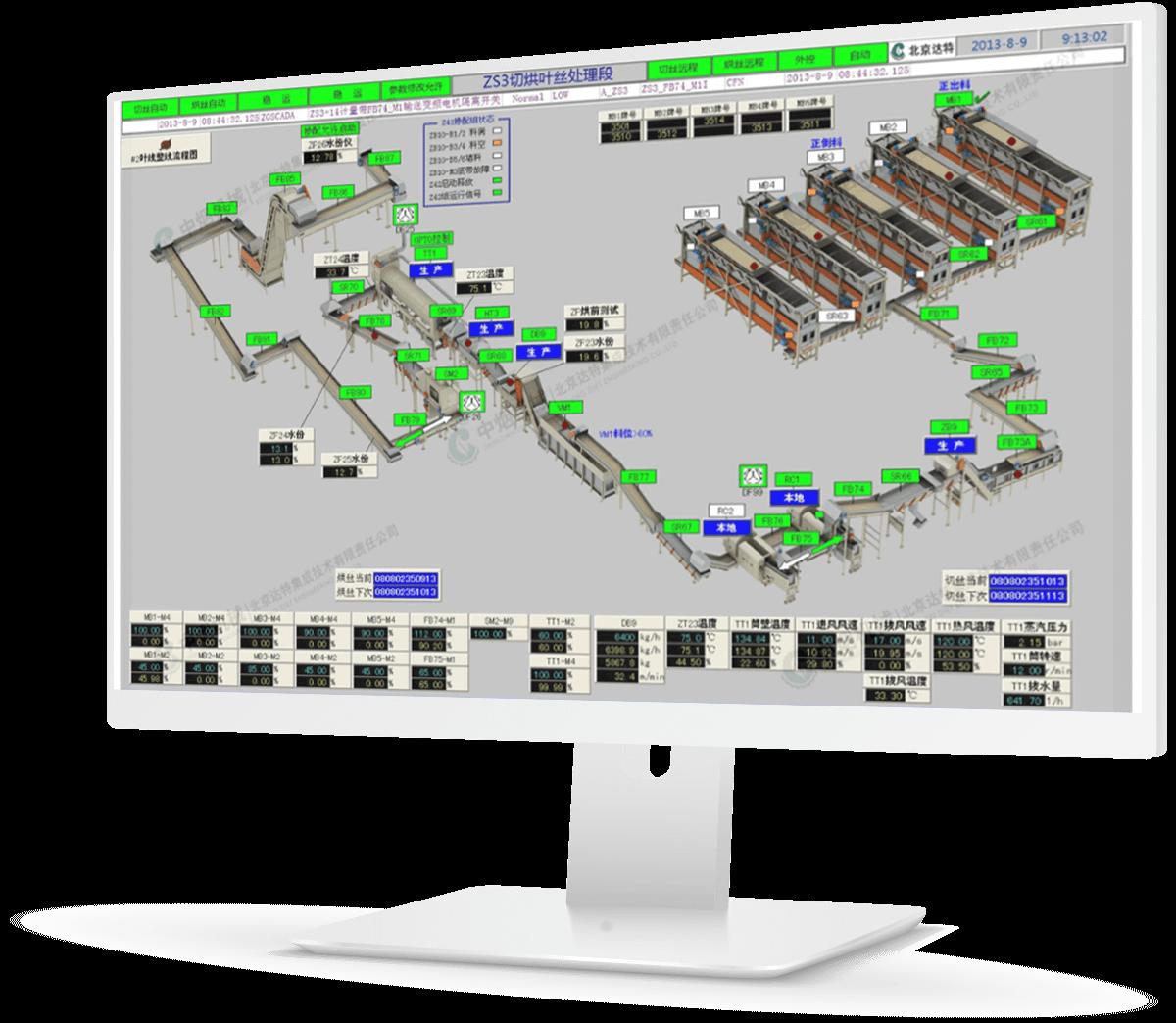 Beijing Dart uses GE Digital's iFIX HMI/SCADA in its manufacturing operations