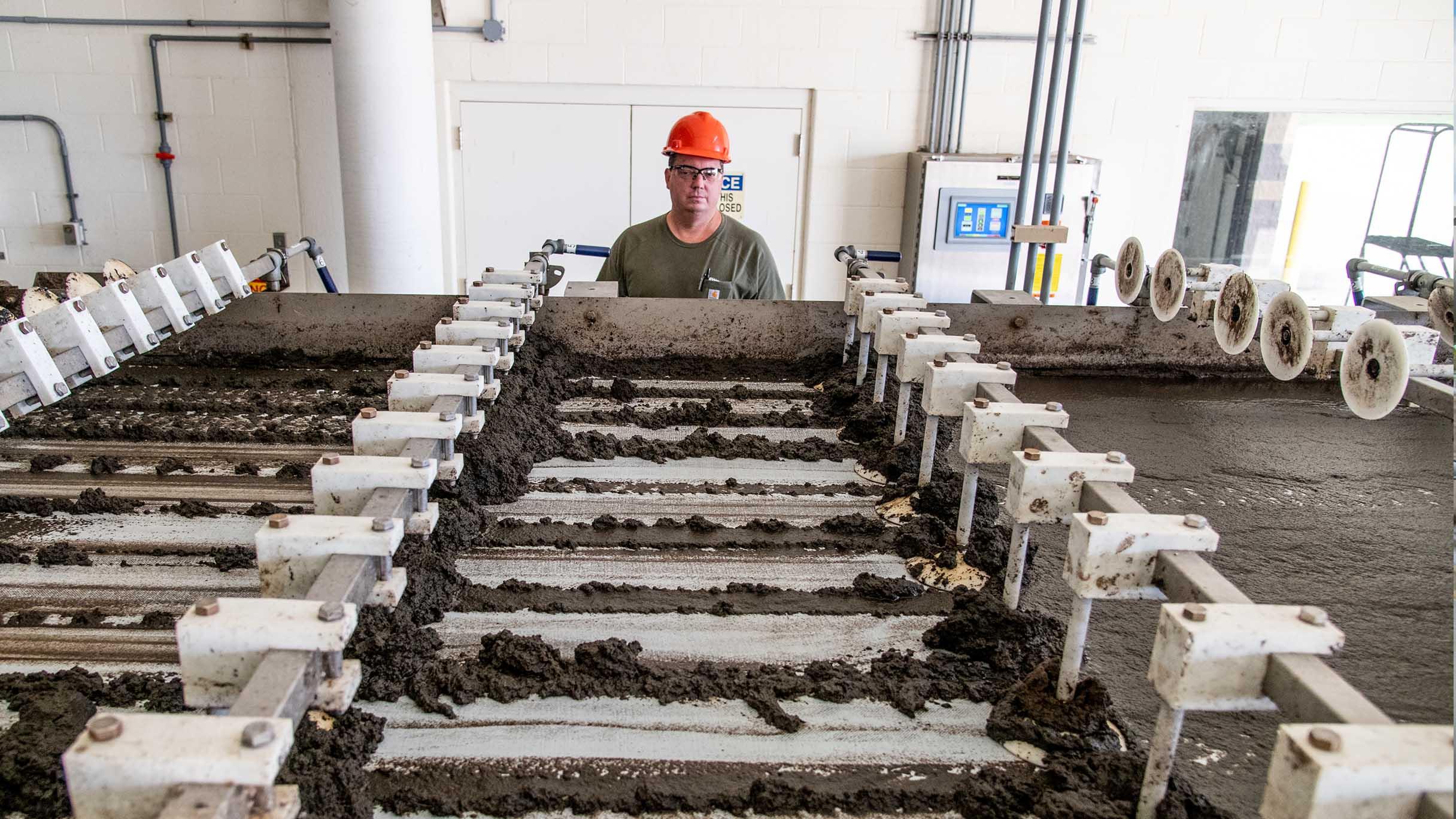 Bloomington-Normal wastewater treatment plant   GE Digital SCADA customer