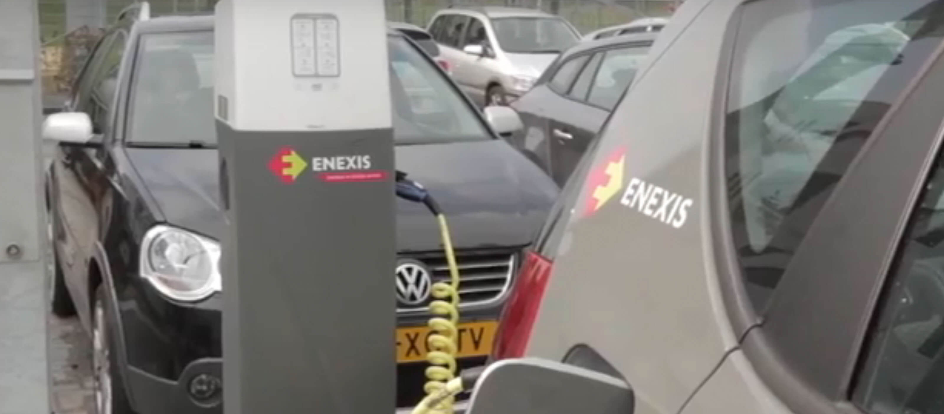 Enexis on partnering with GE Power | GIS