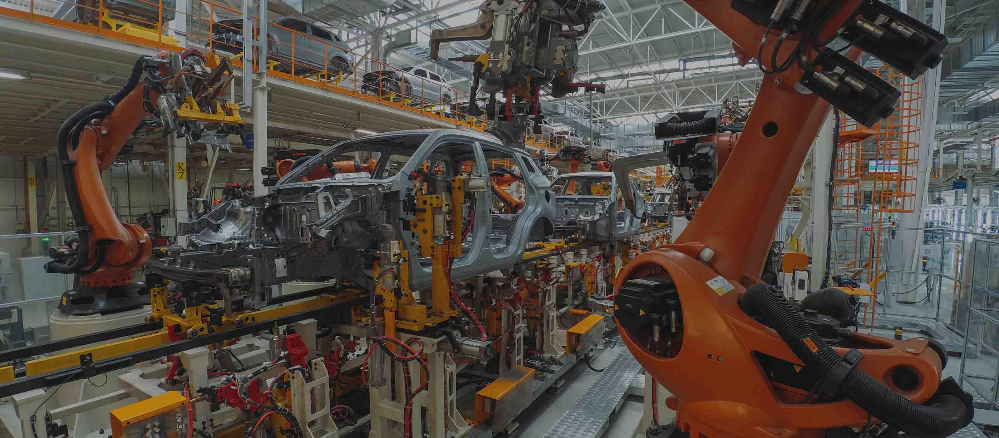 Software for Automotive manufacturing | GE Digital