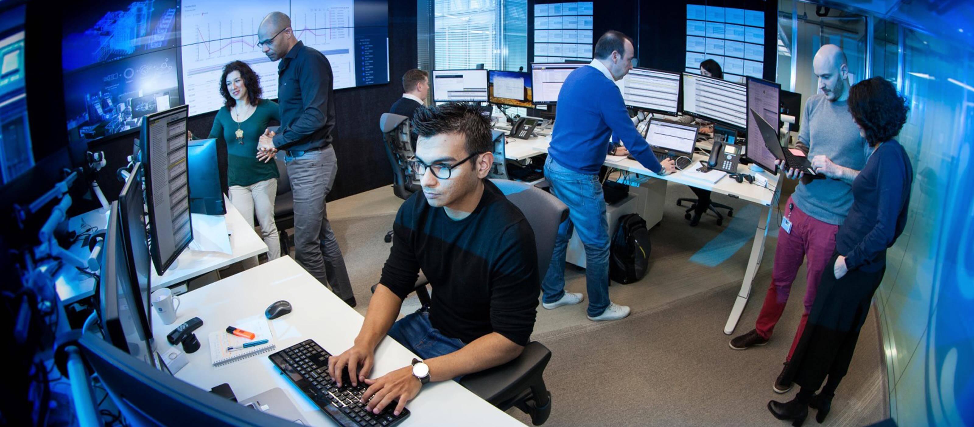 Industrial Managed Services | GE Digital | IIoTIndustrial Managed Services | GE Digital | IIoT