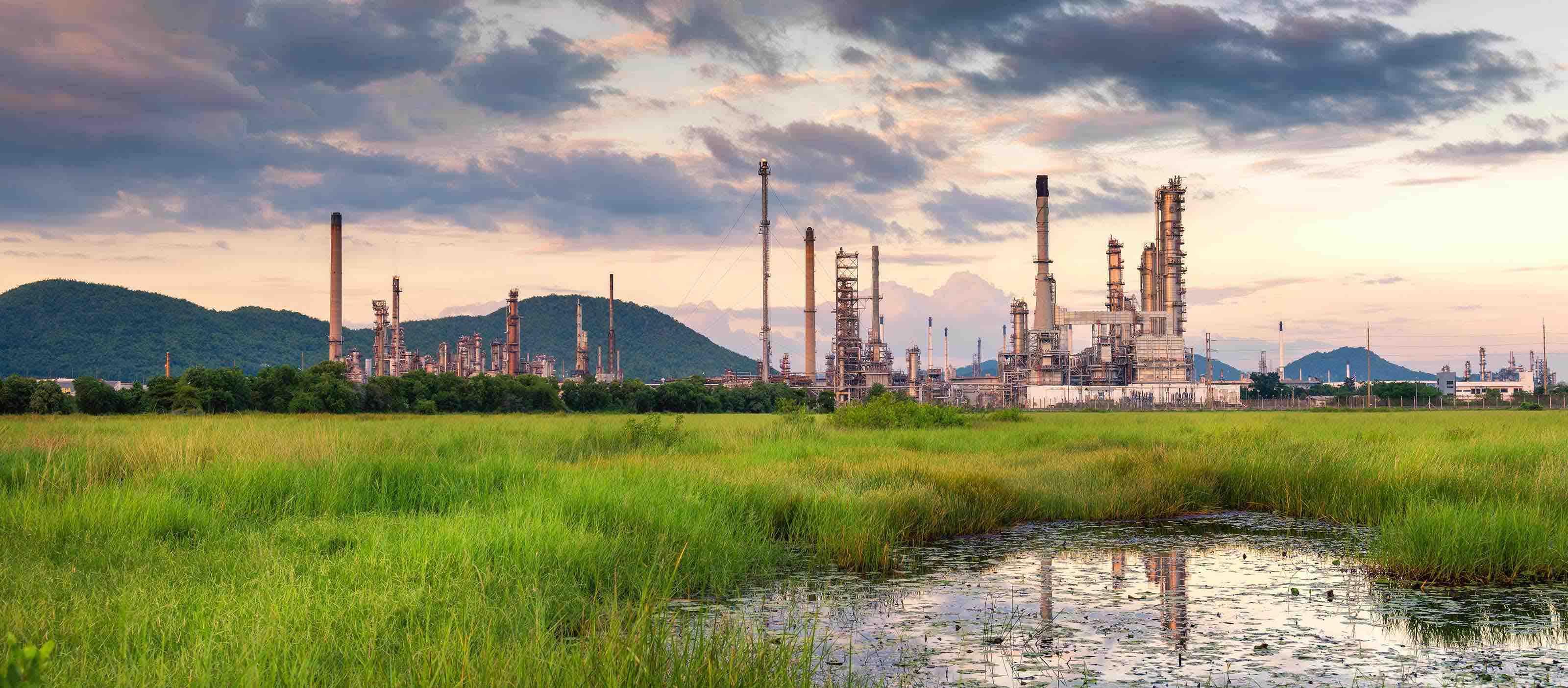 Oil refinery | GE Digital