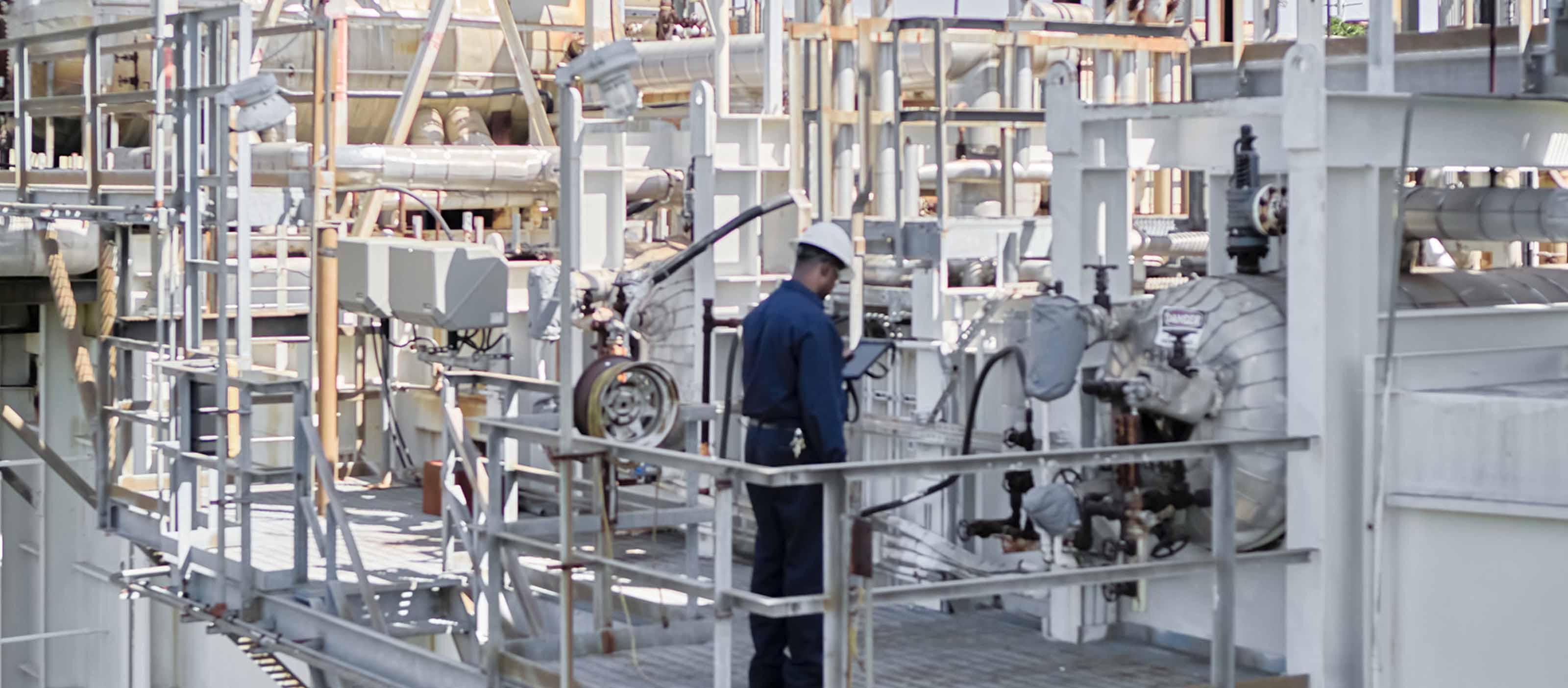 Software to help maintenance on gas power energy plants | GE Digital