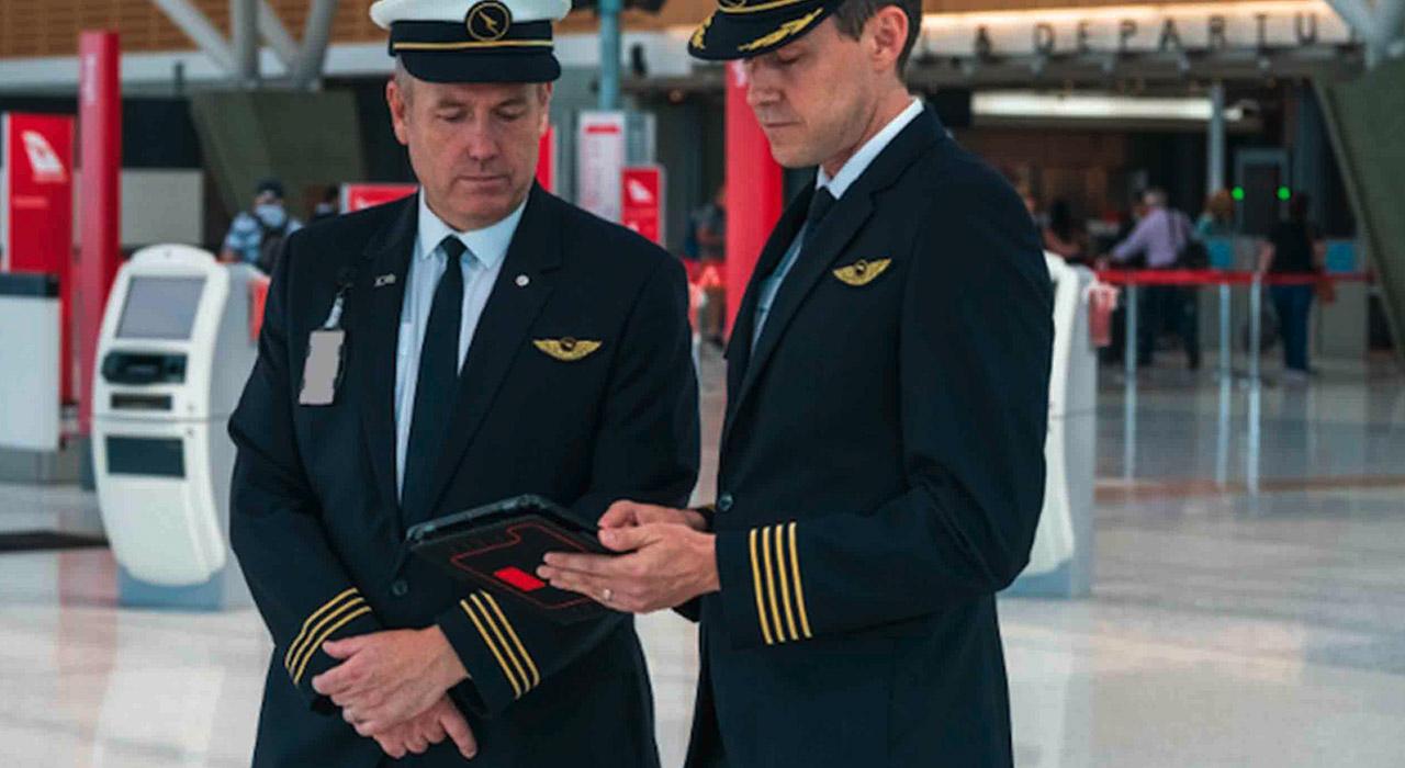 FlightPulse empowers pilots with industrial data